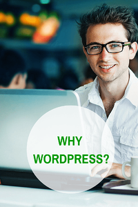 Because of its theme based structure and plugin-friendly architecture, WordPress is an incredibly powerful, flexible tool for designing websites.  With WordPress, a web designer has fast, powerful tools that make an efficient workflow possible, while retaining full control over every aspect of the website.