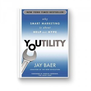Books For Entrepreneurs - Youtility by Jay Baer