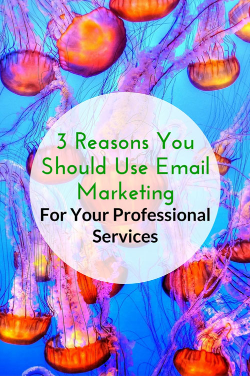 3 Reasons You Should Use Email Marketing For Your Professional Services