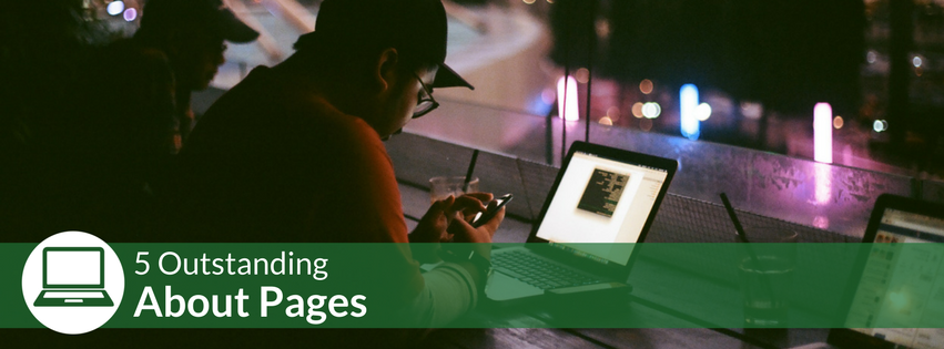 5 Outstanding About Pages