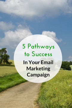 5 Pathways to Success in Your Email Marketing Campaign