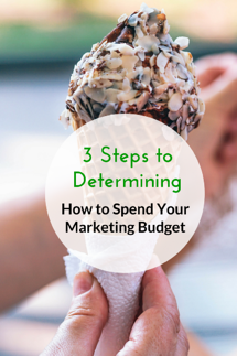3 Steps to Determining How to Spend Your Marketing Budget