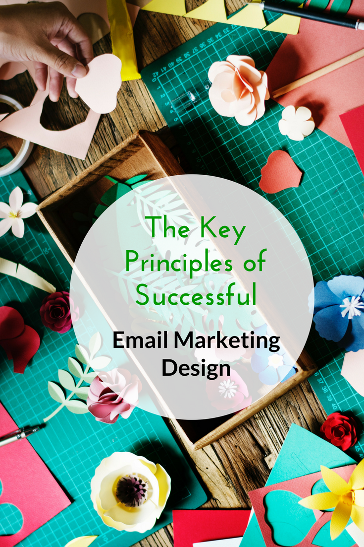 The Key Principals of Successful Email Marketing Design