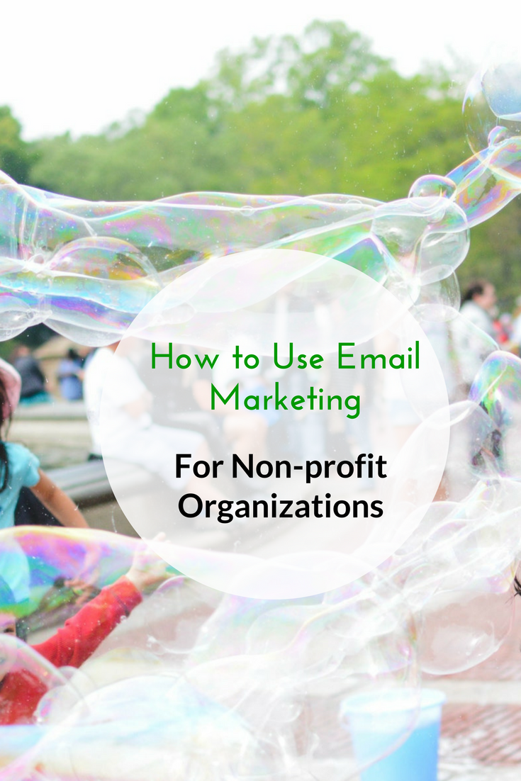 How to Use Email for Non-profit Organizations