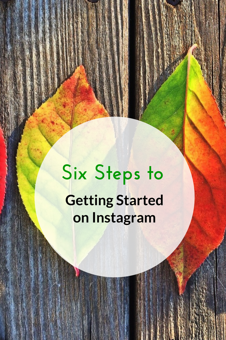 Six Steps to Getting Started on Instagram