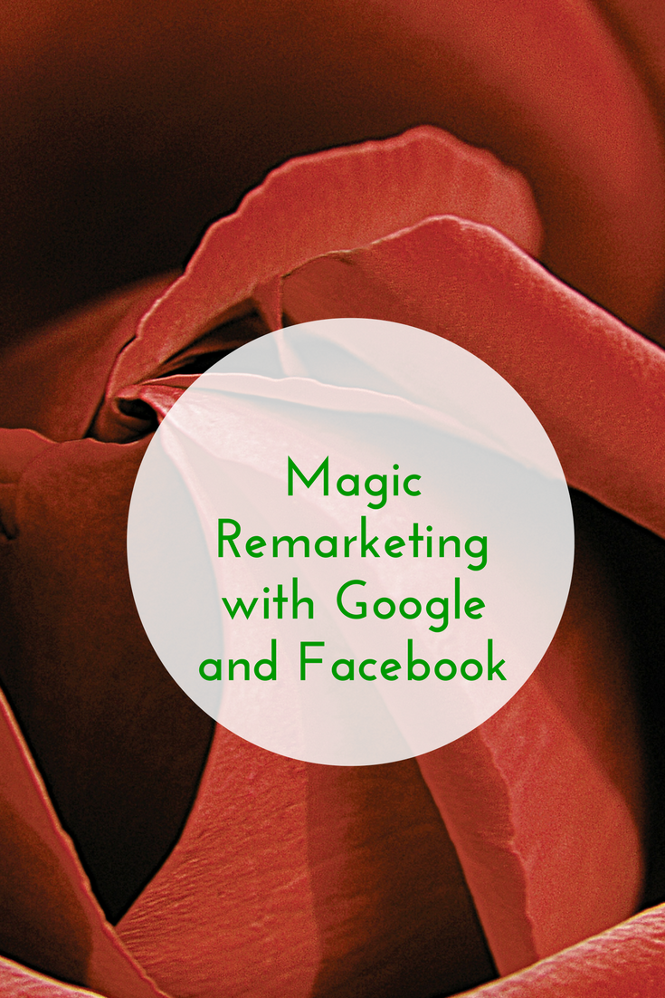 Magic Remarketing with Google and Facebook