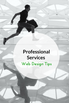 Professional Services Web Design Tips