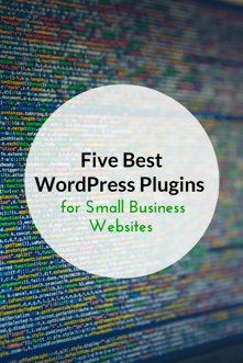 Five Best WordPress Plugins for Small Business Websites
