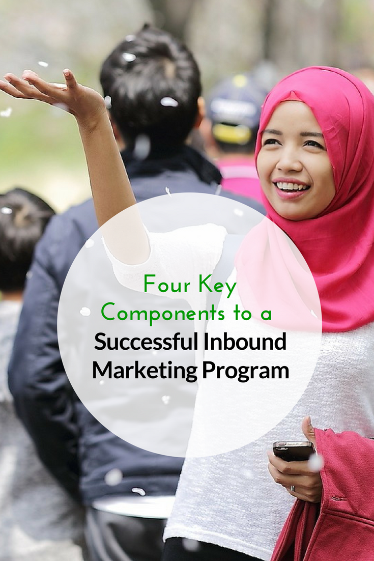 4 Key Components to a Successful Inbound Marketing Program