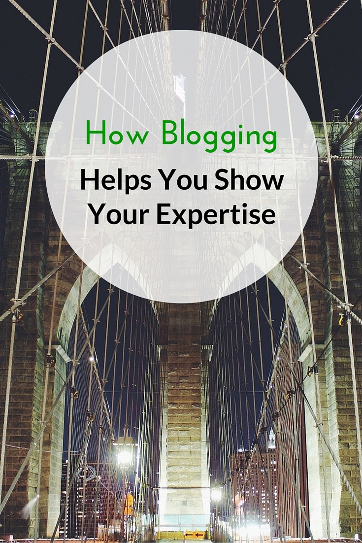 How Blogging Helps Professional Services Teams Show Their Expertise