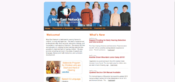 nine east network (old)